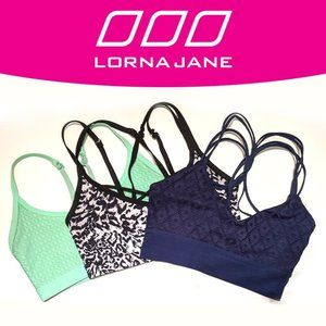 Lorna Jane XS Sports Bra Bundle